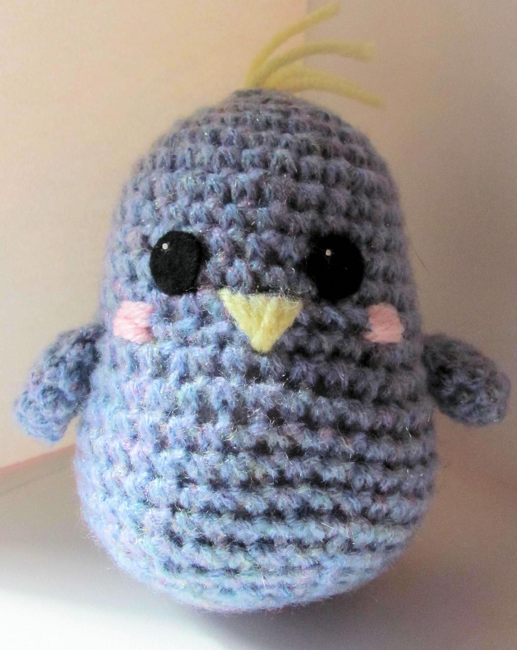 27 Free Crochet Bird Patterns You'll Love ⋆ DIY Crafts | 1287x1024