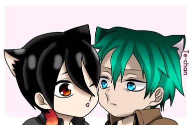 -P.C- Michio and Kyo - WTF SITUACION! o.O