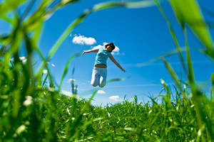 Jumping Jack Girl 2