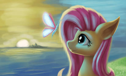 fluttershy day 2019 by tyf2213