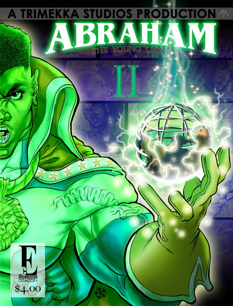 Abraham 2 Cover by BLACKSTAR-SHABACH