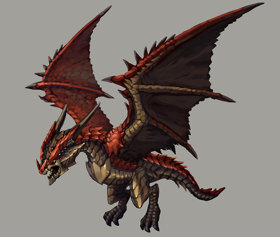 Wyvern Dragon: Is There Any Biologically Reason Why A Dragon Could Not