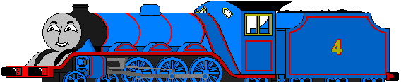 Gordon The Train Engine