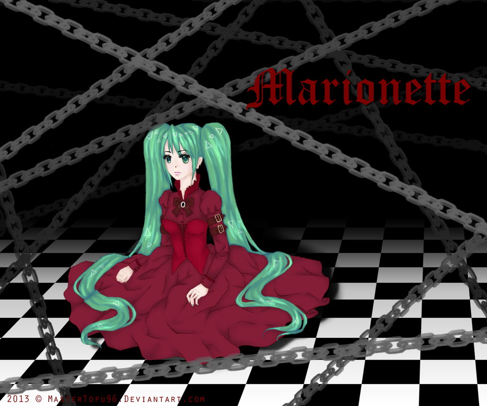 Marionette by MasterTofu96