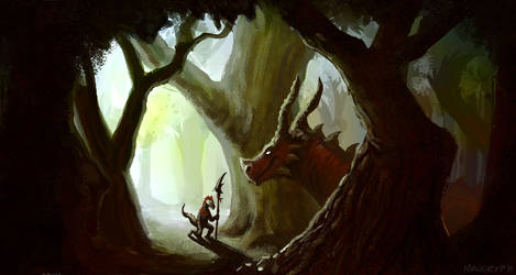 Guardian of the Forest