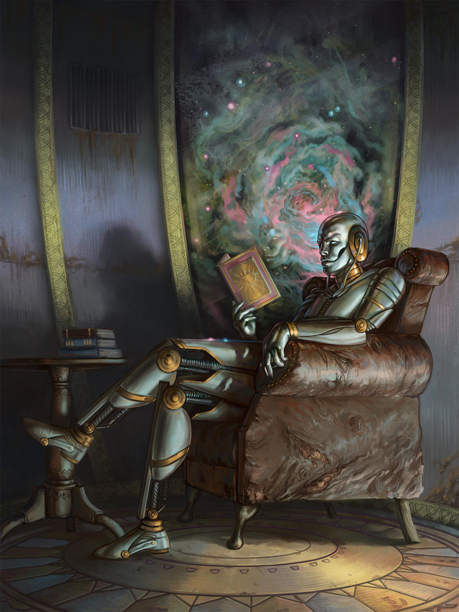 Liar! Asimov by davidkeen