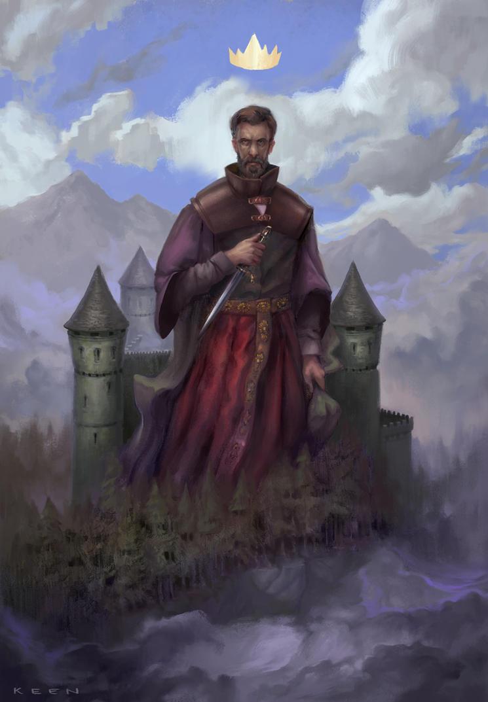 Till Birnam forest come to Dunsinane by davidkeen