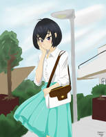 Lady Satsuki by ScreamingGoat