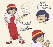 Maribel Arellano