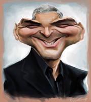 Clooney by bangalore-monkey