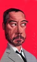 Downey by bangalore-monkey