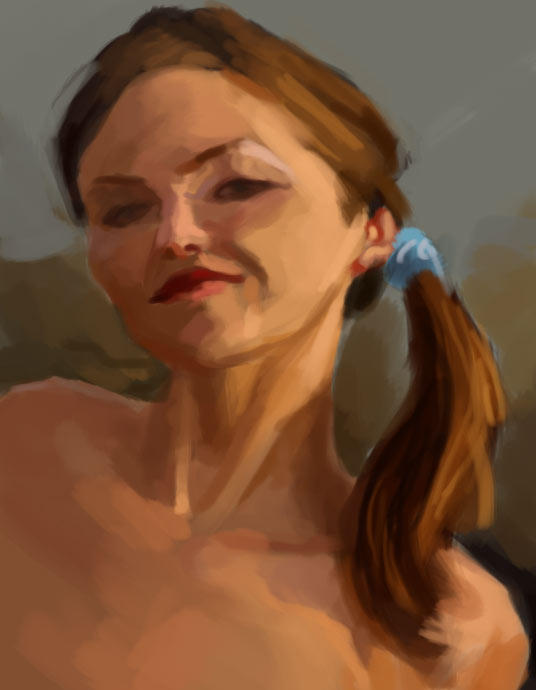 Paint sketch 7 by bangalore-monkey