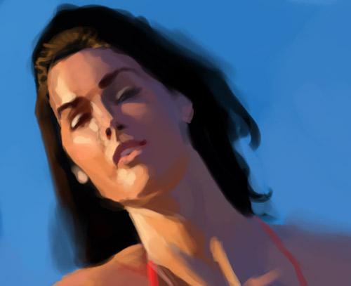 paint sketch 10 by bangalore-monkey