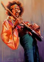 Hendrix by bangalore-monkey