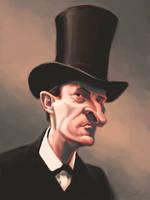 Holmes by bangalore-monkey