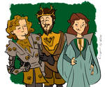 Renly's Predicament