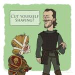 Bronn's a Smartass