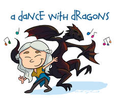 A Dance with Dragons by bangalore-monkey