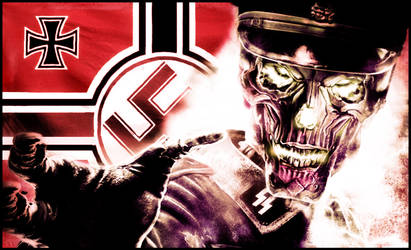 Nazi Commander by MEISTERTITAN