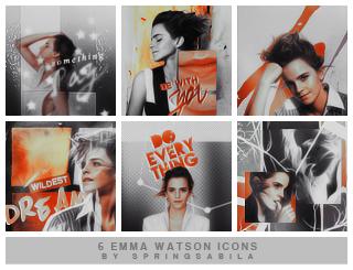 Emma Watson by SpringSabila