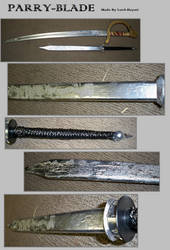 Parrying Blade -Homemade