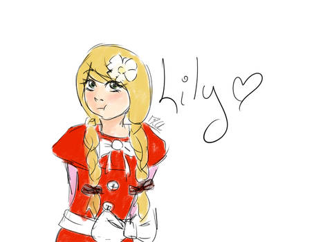 Lily - Fanart