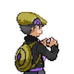 Rameball (trainer back sprite)