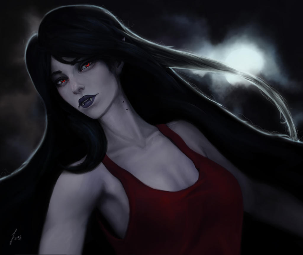 фото арт вампиры