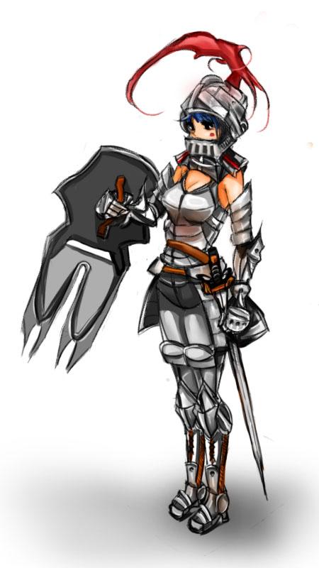 Knight Design by BANJOVSOP