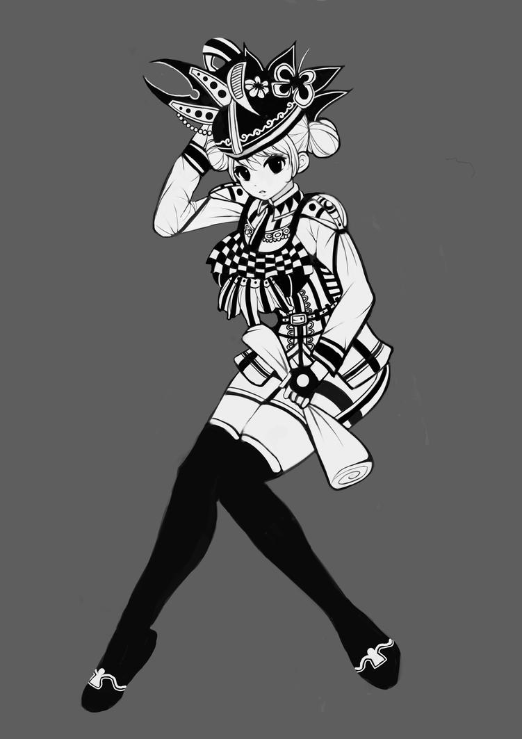 Character Design I by BANJOVSOP