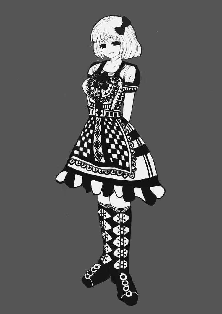 Character Design III by BANJOVSOP