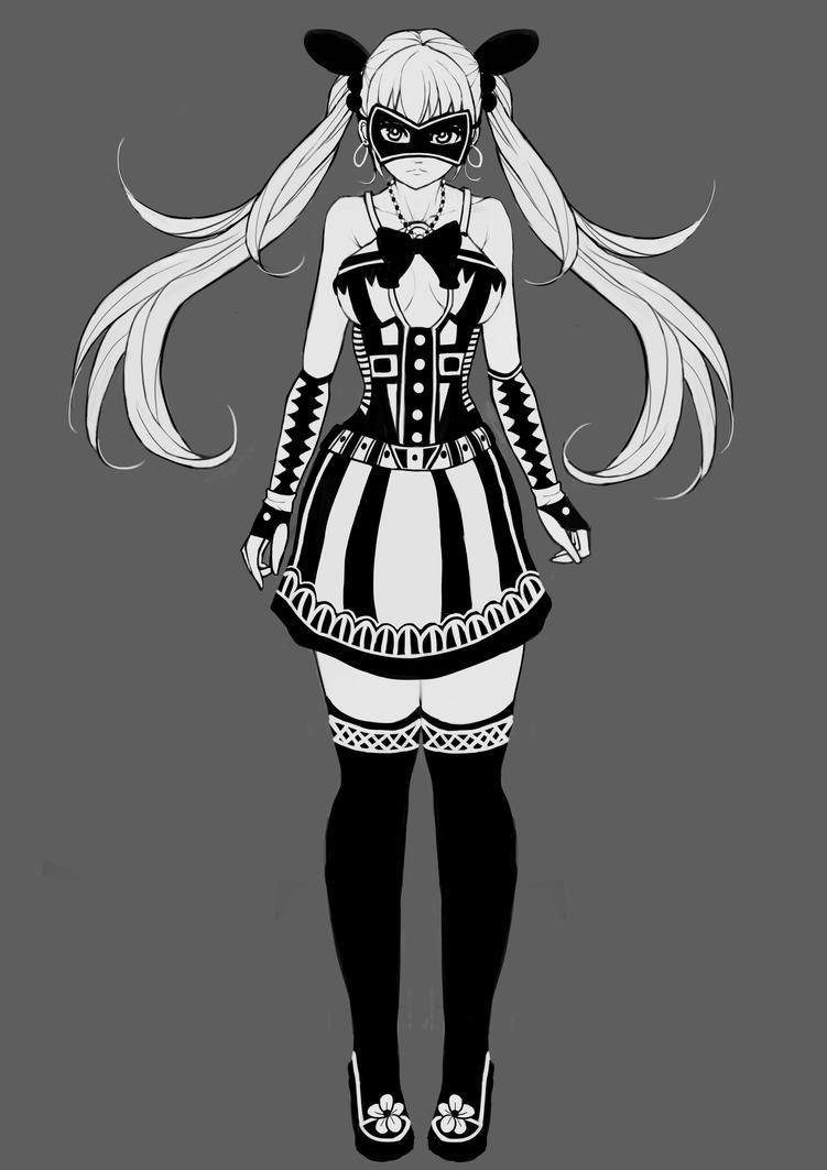 Character Design IV by BANJOVSOP