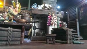 my diorama (fragment)