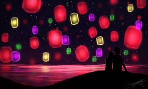 Lanterns by Colltify