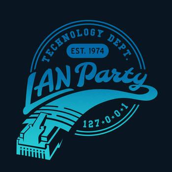 LAN Party by ctrl-alt-delete