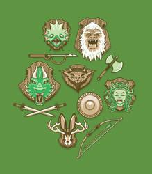 Monster Trophies