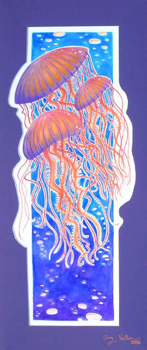 Jellyfish by ctrl-alt-delete