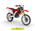 Honda CRF 450R by vi0