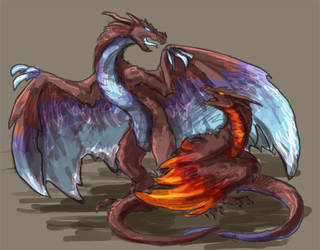 Hellfires by akrona