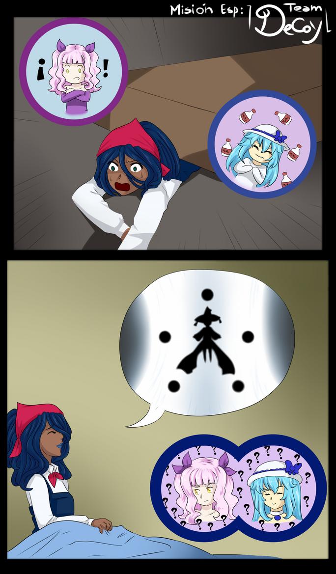 Tarea Especial by MizuKatsu