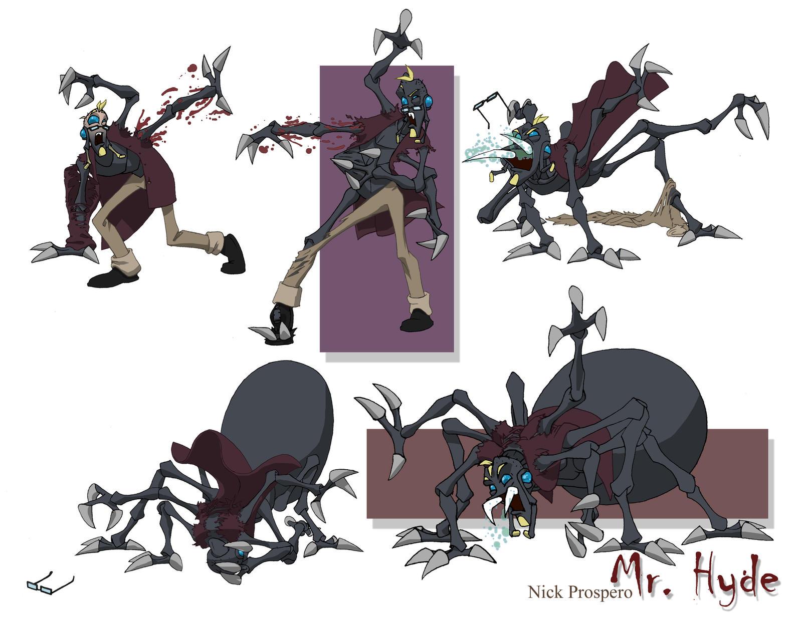 Pagemaster Dr Jekyll: Dr. Jekyll To Mr. Hyde 2 By Cosmic0ne On DeviantArt
