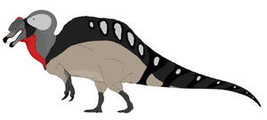 Spinosaurus by Metratton