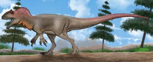 Allosaurus/Saurophaganax