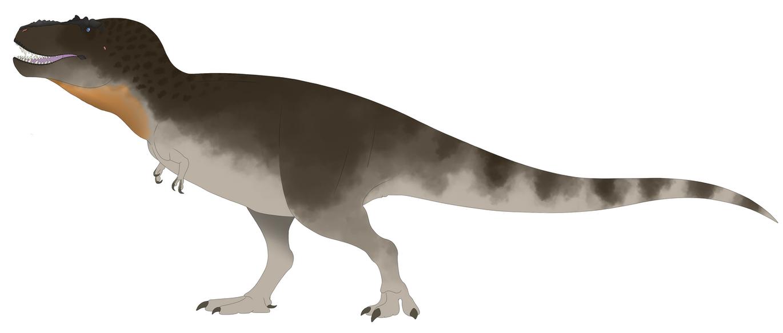 Tyrannosaurus Rex WIP by Metratton