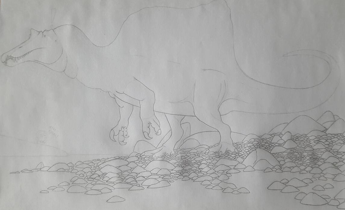 ShittyQualitoSaurus by Metratton