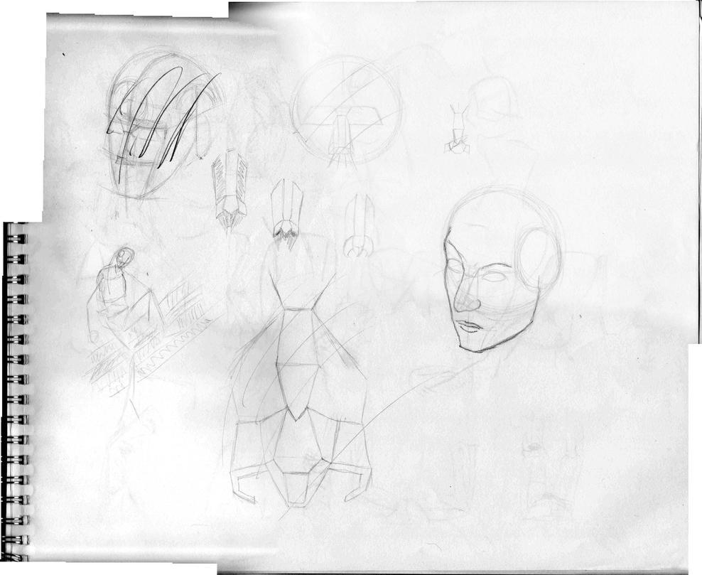 "Spartan Camp #199 - 50 gestures + Optional ""Caricature Study"""