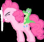 Pissed Pinkie