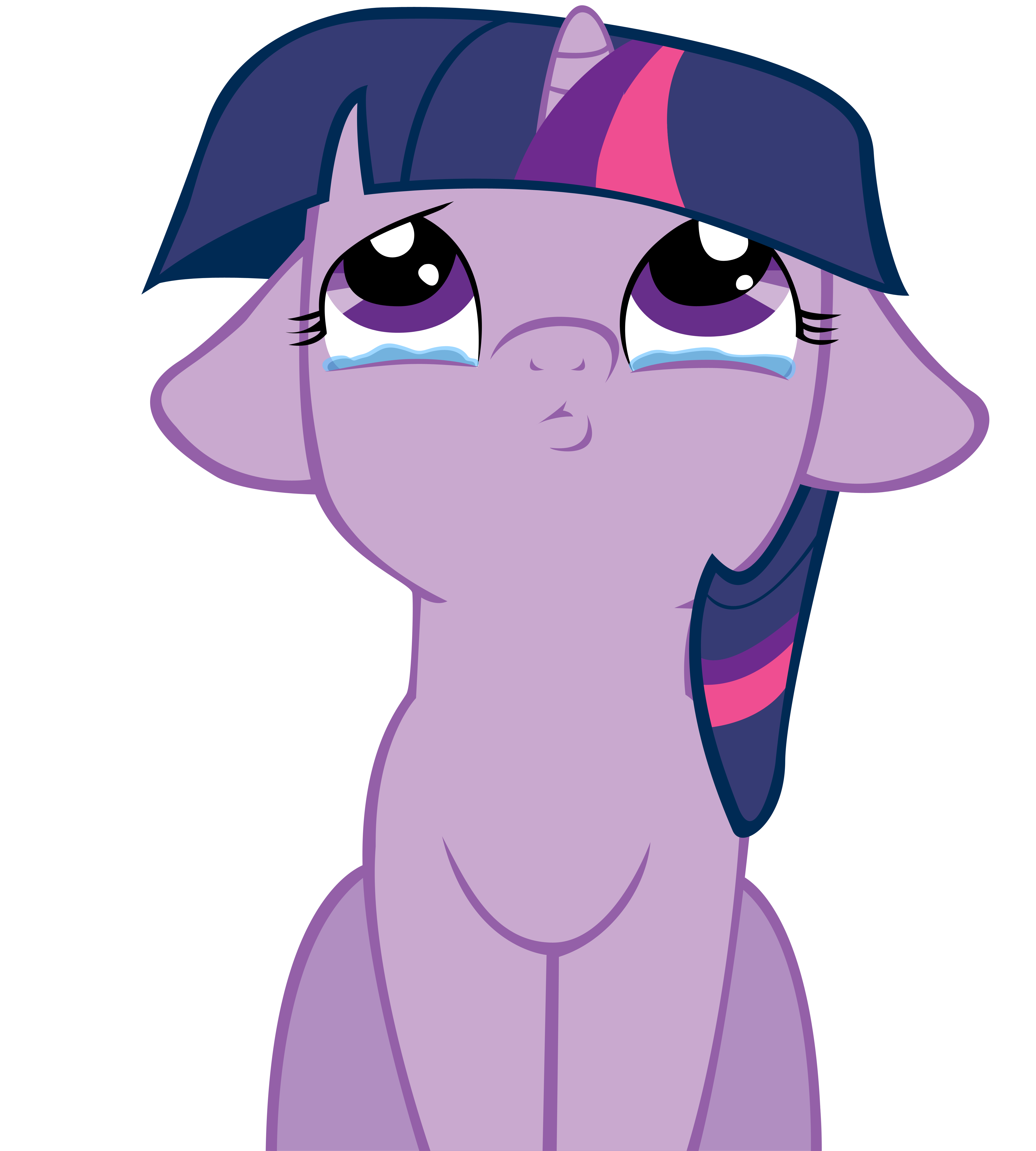 Please Don't Banish Me by Somepony