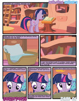 Building Bridges - Page 01 by Somepony