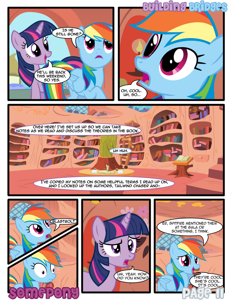 Building Bridges - Page 11 by Somepony